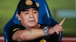 ¿Cómo Maradona llegó a dirigir a los Dorados de Sinaloa?