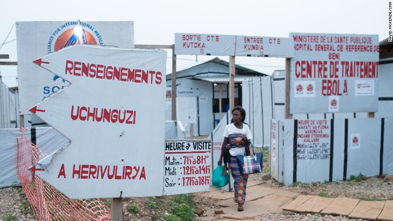 ébola brote congo
