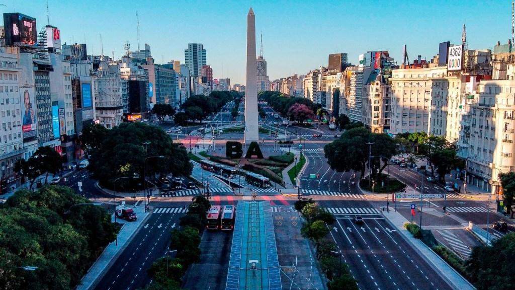 Flexibilizan restricciones por el covid-19 en Buenos Aires