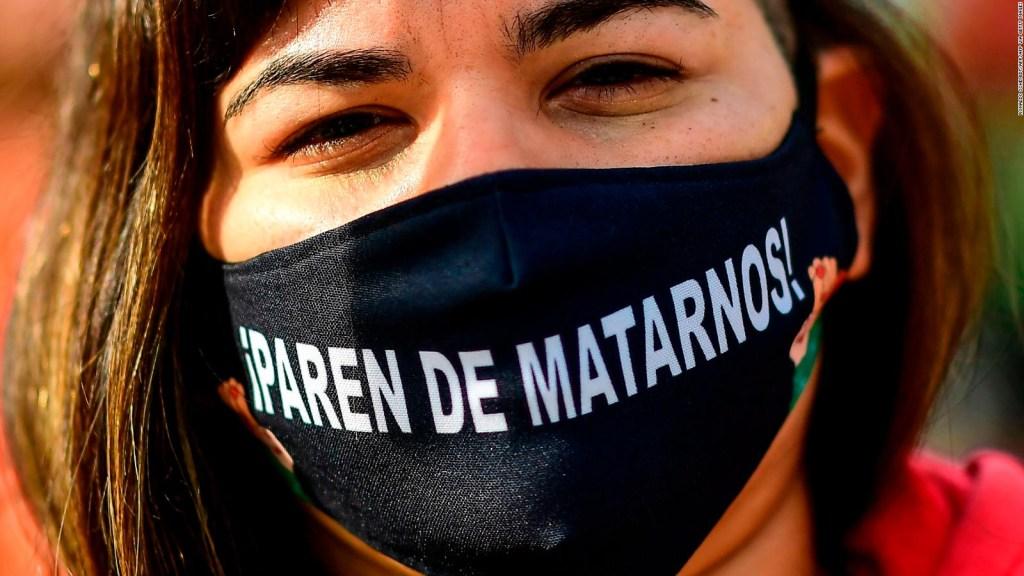 """Violencia contra la mujer, """"la pandemia en las sombras"""""""