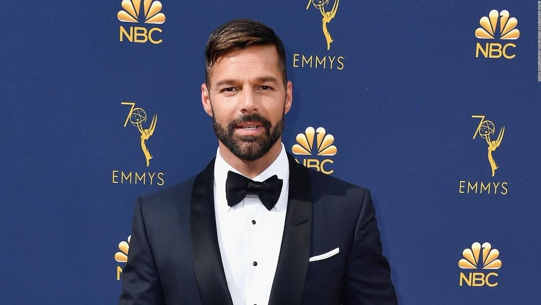 Ricky Martin y su lucha emocional