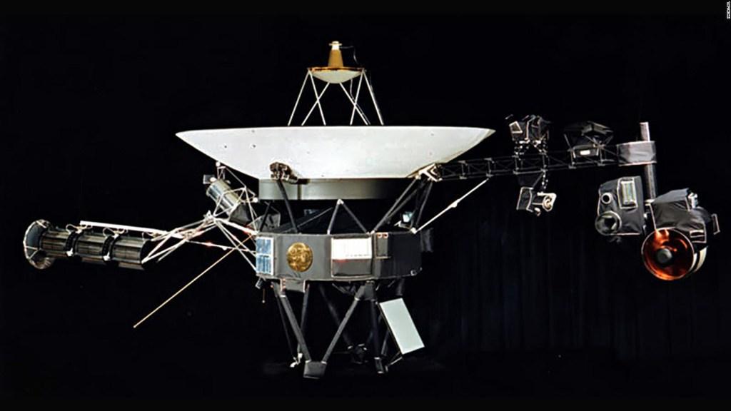 La NASA se vuelve a conectar con la sonda Voyager 2