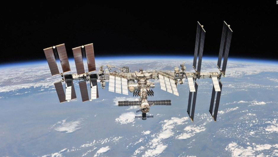 Estación Espacial Internacional cumple 20 años