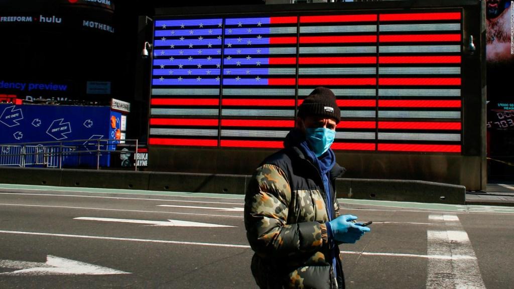 La máscara como símbolo del activismo político en Estados Unidos.
