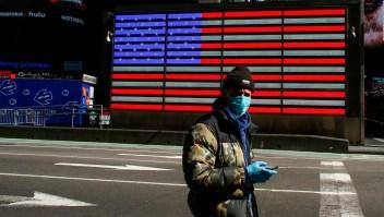 La mascarilla como símbolo de militancia política en EE.UU.