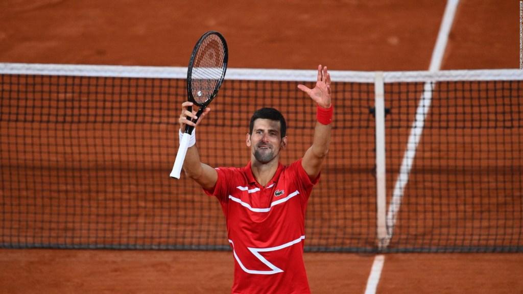 Djokovic, con el número uno asegurado