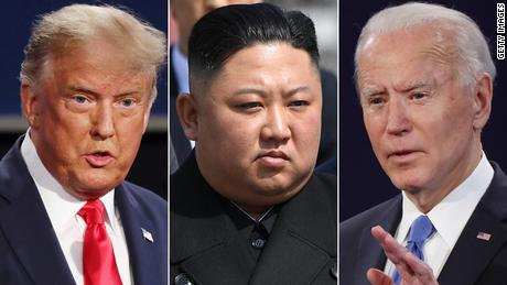 La estrategia de Biden sobre Corea del Norte