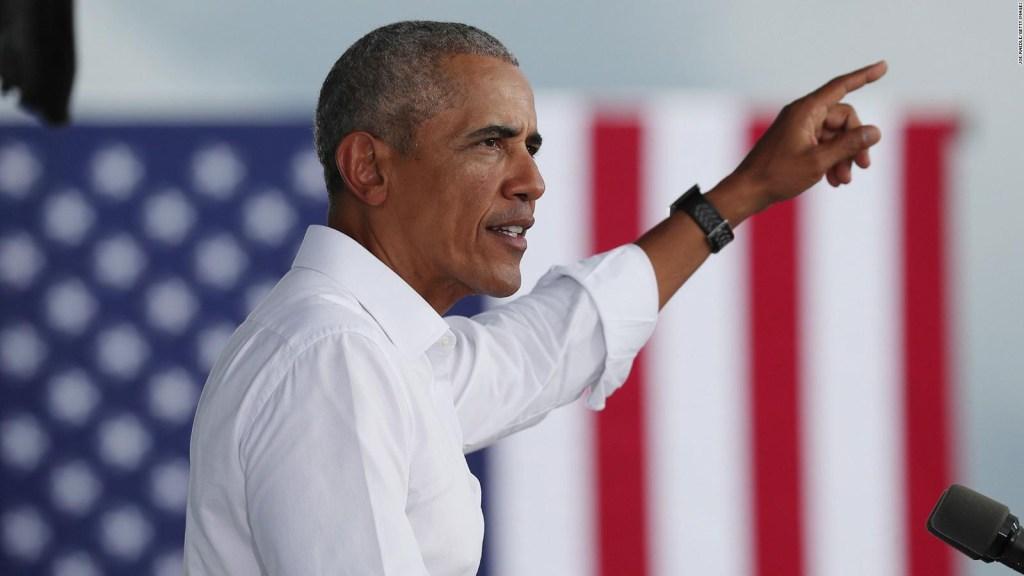 Revelaciones de Obama en su nuevo libro de memorias