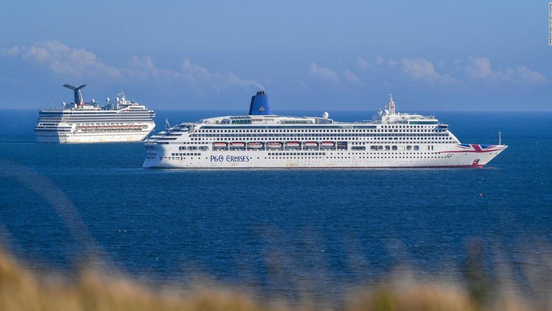 Los CDC emiten nueva alerta sobre viajes en cruceros
