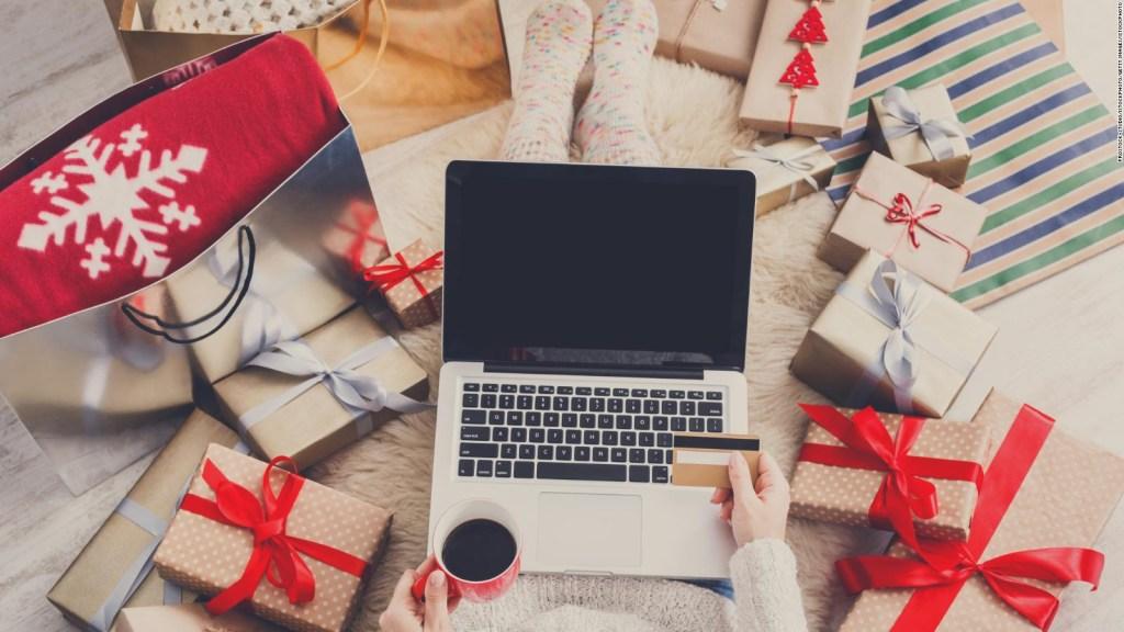 Así han cambiado ventas en línea las compras navideñas