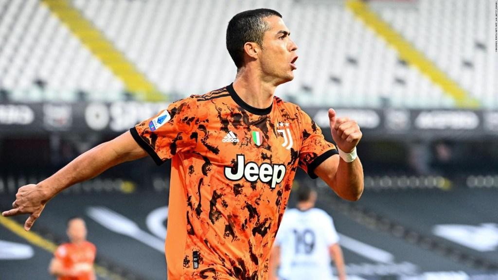 Cristiano Ronaldo busca otro récord a punta de goles
