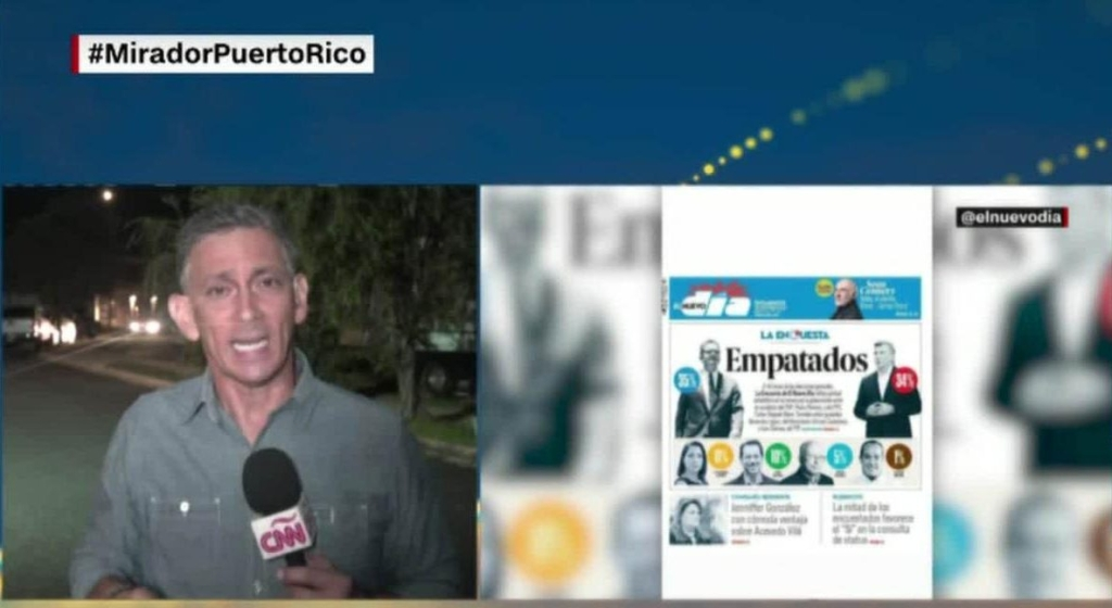 Puerto Rico elegirá nuevo gobernador este martes
