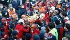 Rescatan a niña 3 días después del terremoto en Turquía