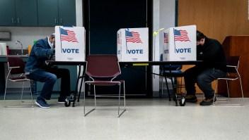 Así funciona el colegio electoral en EE.UU.