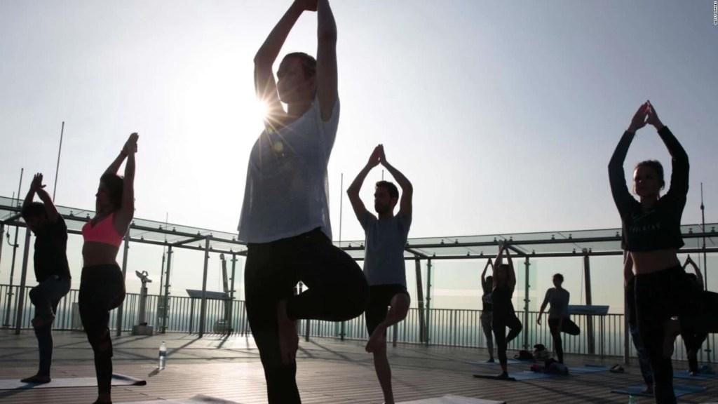El yoga puede ayudarte a dormir mejor