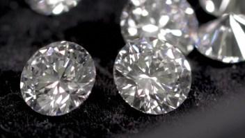 Conoce los diamantes hechos de aire