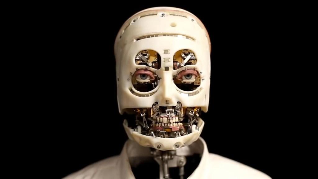 Mira el nuevo robot de mecatrónica animada de Disney