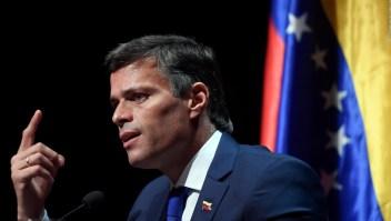 ¿Crítica velada de Leopoldo López a Henrique Capriles?