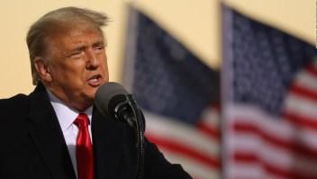 Las demandas que enfrentará Trump al salir de la Casa Blanca