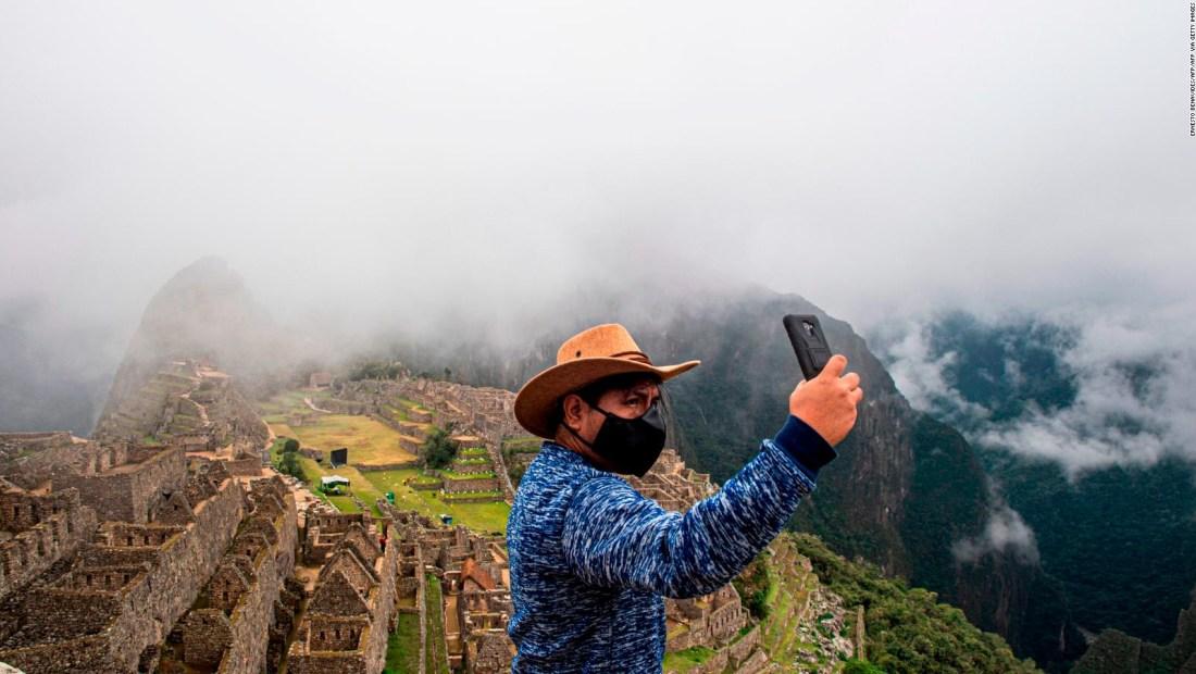 Machu Picchu reabrió tras 8 meses