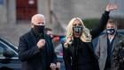Lady Gaga cierra campaña de Joe Biden en Pensilvania