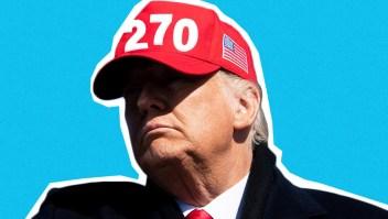 Así es como Donald Trump puede ganar