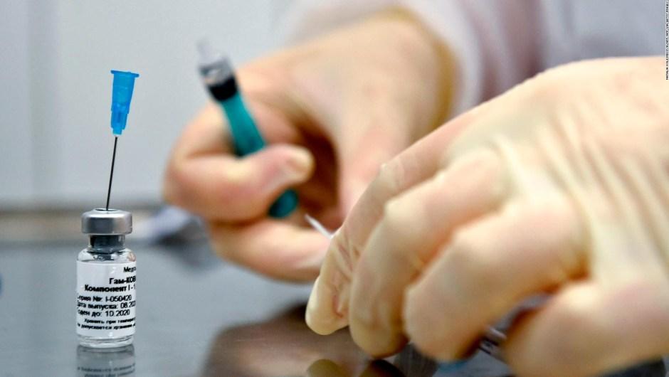 ¿Cuántos argentinos recibirían la vacuna rusa contra covid-19?