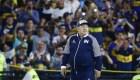 Equipos envían mensaje a Maradona previo a su operación