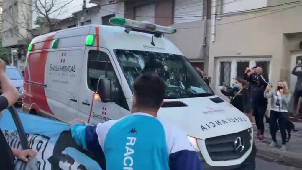 Diego Armando Maradona, listo para ser operado