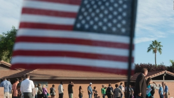 Animan a los votantes a sufragar en Arizona
