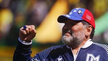 Los detalles del extenso historial médico de Maradona