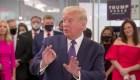 """Hispana dice que si Trump gana """"sería algo muy difícil"""""""
