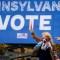 Biden ganaría Pensilvania a pesar de conteo total de votos