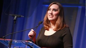Primera mujer transgénero en ser senadora estatal