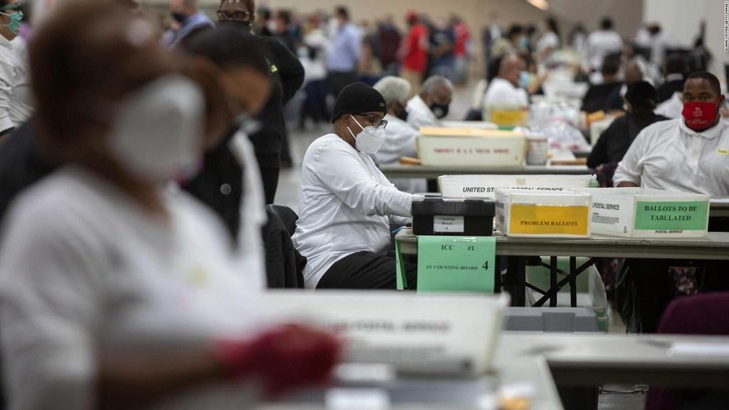 No hubo más votos que votantes en Michigan