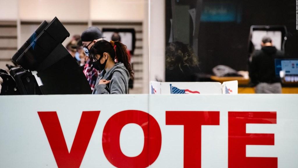 También hubo votaciones sobre aborto y marihuana