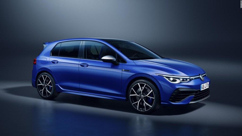 Volkswagen presenta el nuevo Golf R