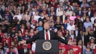 Frase de Trump se vuelve tendencia tras elección en EE.UU.