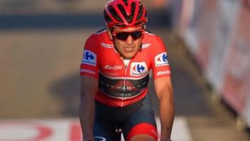 Las posibilidades de que Richard Carapaz gane La Vuelta