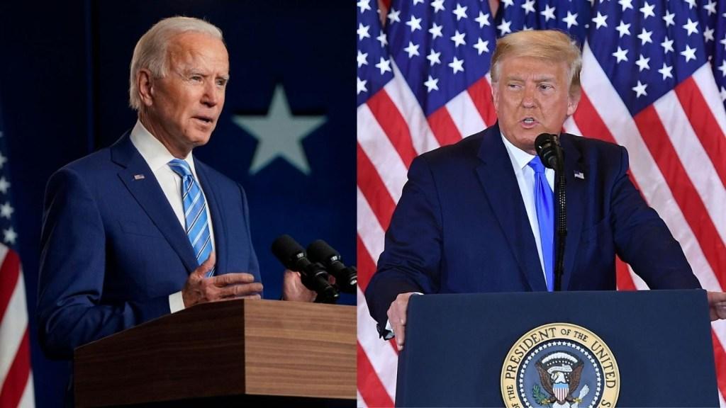 ¿Por qué Biden gana en las ciudades y Trump en los pueblos?