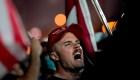 Partidarios de Trump protestan en centros de conteo de votos