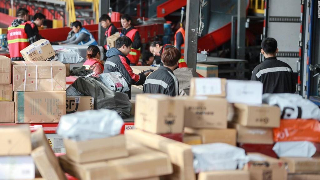 """Se disparan las ventas de Alibaba en """"Singles Day"""""""