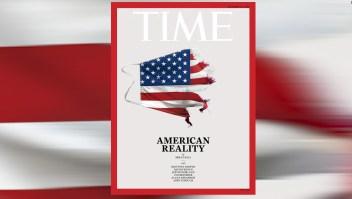 Dura portada de Time sobre división en EE.UU.