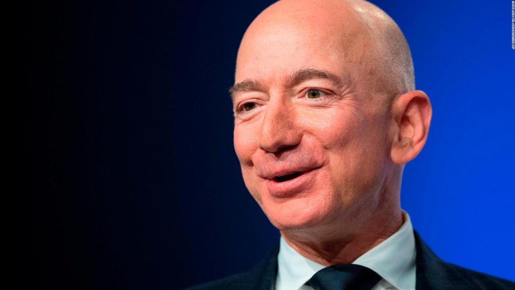 Jeff Bezos sells billions in Amazon stock