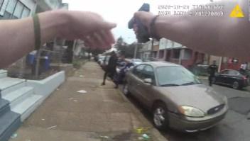 Nuevo video del tiroteo fatal de Walter Wallace Jr.