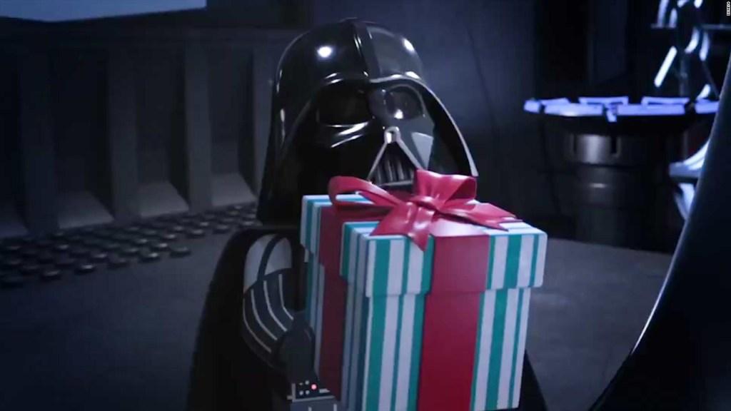 LEGO Star Wars llega para alegrar la Navidad