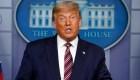Donald Trump pone en duda la capacidad de sus abogados