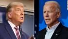Biden y Trump en el conflicto postelectoral de EE.UU.