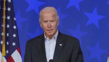 Joe Biden, al borde de la victoria electoral en EE.UU.