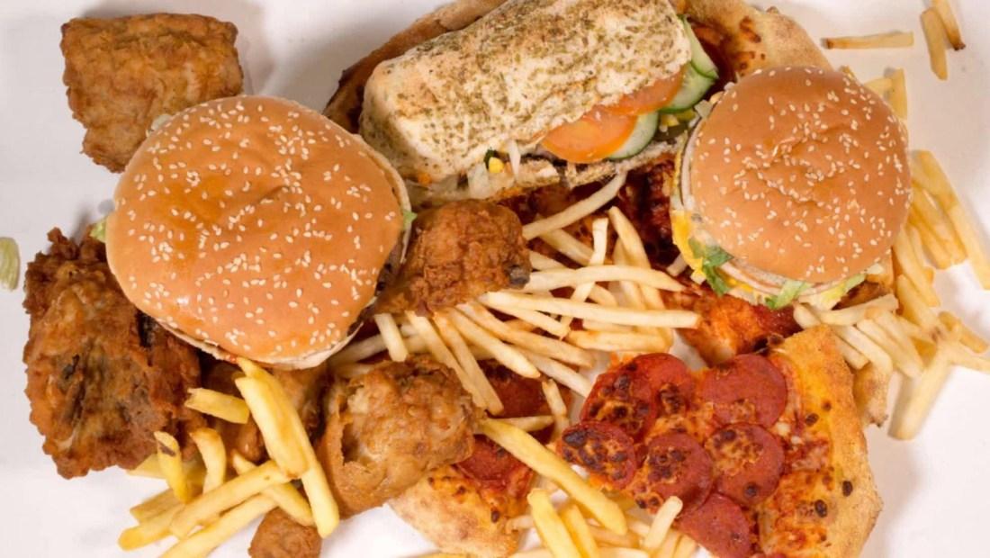 Elecciones de EE.UU. nos llevan a comer comida chatarra